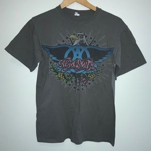 💴 Aerosmith Tee Shirt Medium
